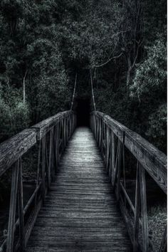 The path to mystery