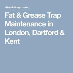 Fat & Grease Trap Maintenance in London, Dartford & Kent Liquid Waste, Grease, Fat, London, Greece