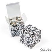 Black & White Gift Boxes-3.50 per 24