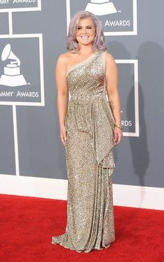 A chic Kelly Osbourne