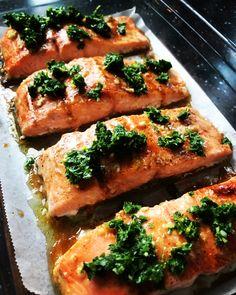 My Favorite Food, Favorite Recipes, Fish Dishes, Spanakopita, Tapas, Salmon, Pork, Keto, Chicken