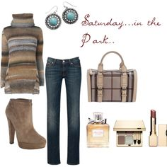 """""""Fall weekend"""" by summerscf on Polyvore"""