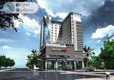 مخطط مشروع فندق Kaya كاملا اوتوكاد dwg