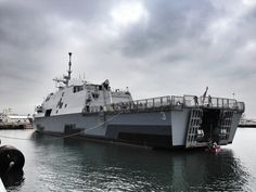 USS FORT WORTH LCS 3