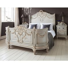 Bonaparte French Bed (Image 5) by The French Bedroom Company