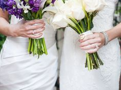 How do we find gay-friendly wedding vendors? | Photo by: Preetika Rajgariah Photography | TheKnot.com