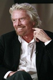 My favorite CEO, Brand GURU, Boss man, ICON, Innovator and MUSIC mogul too!! I worked for Virgin Atlantic :P