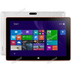 """Jumper EZpad3S 10.1\"""" IPS Screen Win8.1 Android 4.4 Dual OS Dual Touch Intel Z3735F 2GB 32GB Tablet PC w/ HDMI ETC-390126"""