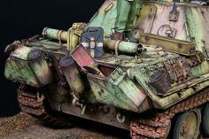 Tamiya 1/35 scale Jagdpanther Late Version by Donghyun Jung: Image