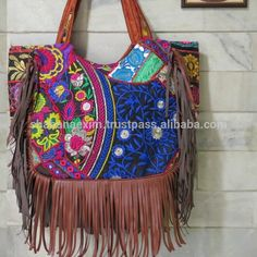 Check out this product on Alibaba.com APP Ethnic Bohemian shoulder Bag Handicraft Beaded Patch Hobo Bags Gypsy Sachel