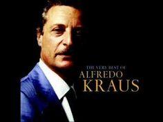 "Alfredo Kraus - ""Una furtiva lagrima"" (1990) - YouTube"