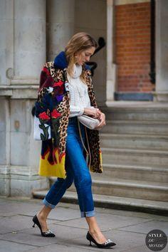 London SS 2017 Street Style: Sofia Sanchez de Betak