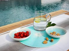 offrez vous une vaisselle design en adoptant   des coupelles tendance pour bien présenter votre dessert
