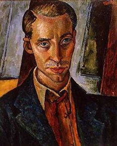 Self-Portrait (1939) Albert Tucker                                                                                                                                                                                 More