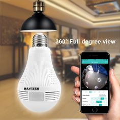 Alarm Systems For Home, Wireless Home Security Systems, Wireless Video Camera, Nanny Cam, Light Camera, Security Camera, Security Tips, Lamp Light, Electronics Gadgets