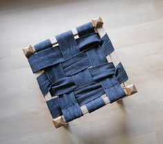 remade footstool