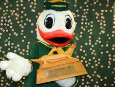 The Ducks earn the Platypus trophy after winning the 118th Civil War!