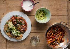 Our spicy vegetarian chilli is packed with kidney beans, an excellent source of protein and fibre, which is served alongside homemade guacamole and sweet potato nachos which taste amazing. A great vegan alternative!