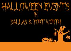 Top 7 Halloween Events in DFW   Dallas & Fort Worth   2015
