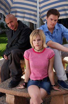 Francis, Kristen & Teddy. Veronica Mars