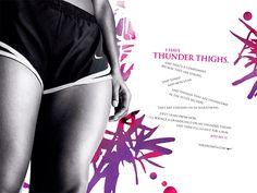 I have thunder thighs