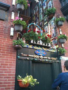 All Saints Way, Boston's North End