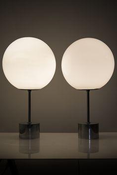 Hans-Agne Jakobsson table lamps at Studio Schalling #midcenturymodern #lighting #design
