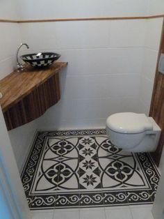 Фото дизайна туалета 4