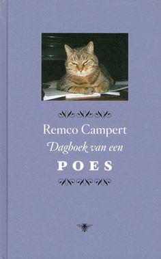 Dagboek van een poes -  Remco Campert  http://zoeken.muntpunt.bibliotheek.be/detail/Remco-Campert/Dagboek-van-een-poes/Boek/?itemid=|library/marc/vlacc|8544737