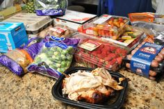 Clean eating from costco