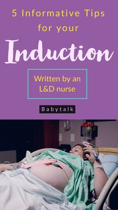These 5 induction tips are great ones if you have an upcoming induction of labour. Find out some great tips from a labour and delivery nurse to help you through your induction. Make your birth a great one! Labor Nurse, Stages Of Labor, Childbirth Education, First Trimester, Natural Birth, First Time Moms, Pregnancy Tips, Parenting Advice, Breastfeeding