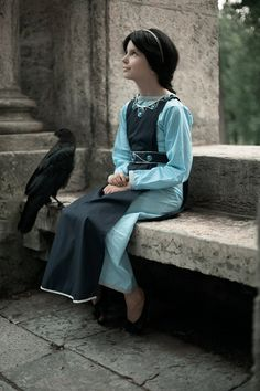 #Founders of #Hogwarts #cosplay Helena #Ravenclaw cosplay by Aquamirral