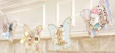 love this butterfly banner