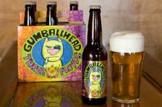 Three Floyds Gumballhead - Best Beer in Indiana.  Maybe the Midwest.