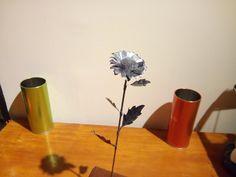 Transformez une boite de conserve en une belle fleur, 3eme partie: la ma...