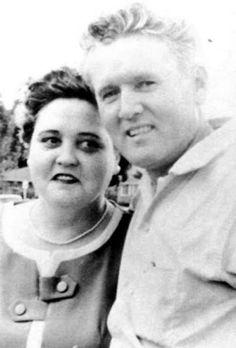 Vernon Presley and Gladys
