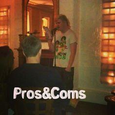 Recce on #prosandcoms 20/02/14 #larklane