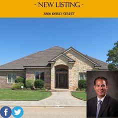 Check out this #Century21 Listing! http://nathanjordanrealestate.com/listing?address=3806-103rd-Street-Lubbock-TX-79423&mlsno=201507485&idx=1426211473&pos=&page=1&ss=Search-Homes/My-Listings #Wreckem #GunsUp #RealEstate #Lubbock