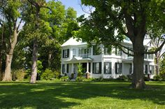 Latzer Homestead, Highland, IL.  Just so beautiful and peaceful!