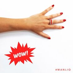 WOW! Cristal ring  #manlioboutique  Per spedizioni  WhatsApp  329.0010906 #ring #cristal #anello #jewelry  #accessories