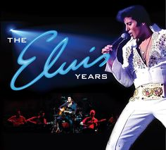 The Elvis Years - Saturday 15 October - 7.30pm. More info: http://www.cityhallsalisbury.co.uk/index.php?page=1660