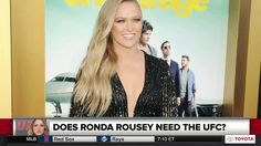 LIVE STREAM: Dana White says Ronda Rousey Won't Fight at UFC 205 - First...