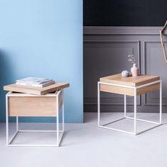 Möbelstudien aus Metall & Holz