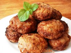 Meatballs From Mitilini Island - Easy and yummy, daily homemade recipes! Greek recipes, Quick recipes, Easy sweets and others.