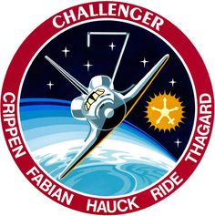 space shuttle challenger mission patch - photo #29