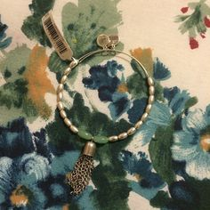 Alex & Ani Artist's Palette Fern Brand New With Tag! ⛔️ NO TRADES, NO PAYPAL, NO MERCARI, NO HOLDS ⛔️ smoke free, pet free home  let me know if you have other questions  PLEASE MAKE OFFERS THROUGH THE OFFER BUTTON. Alex & Ani Jewelry Bracelets