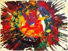 Spin Art Painting Lesson Plan: Painting for Kids - KinderArt