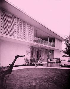Edward Durell Stone - mid-century American architect