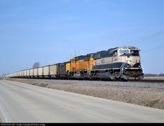 RailPictures.Net Photo: BNSF 9625 BNSF Railway EMD SD70MAC at Cameron, Illinois by Robby Gragg