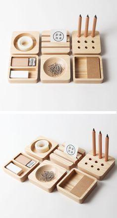Desk stationary set - Pana Objects